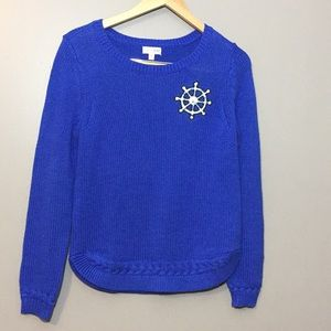 Maison Jules sweater size medium